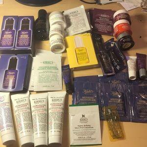 Kiehls Deluxe Beauty( Skin Care) Sample & Tester